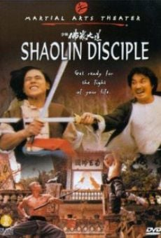 Película: The Shaolin Disciple
