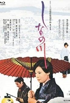 Ver película The Shinano River