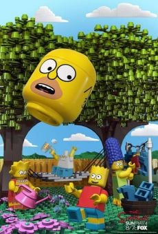 Ver película The Simpsons: Brick Like Me