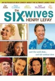 Película: The Six Wives of Henry Lefay
