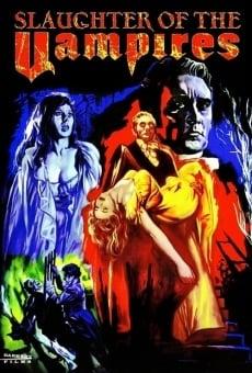 Le Massacre des Vampires en ligne gratuit