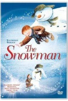 De sneeuwman gratis