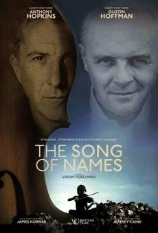 The Song of Names on-line gratuito
