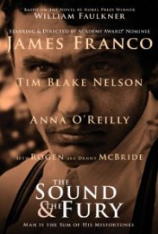 Ver película The Sound and the Fury