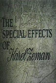 Película: The Special Effects of Karel Zeman