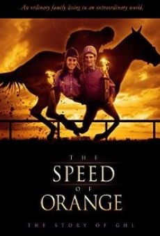 The Speed of Orange online