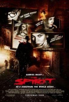 The Spirit en ligne gratuit