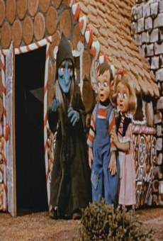 The Story of Hansel and Gretel on-line gratuito