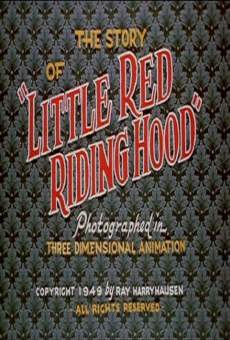The Story of Little Red Riding Hood on-line gratuito