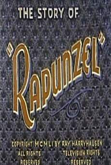 The Story of Rapunzel on-line gratuito