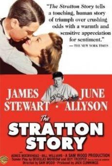 The Stratton Story on-line gratuito