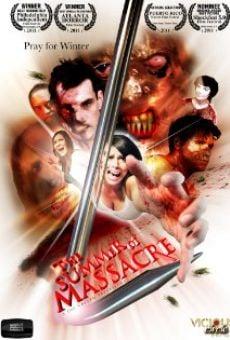Watch The Summer of Massacre online stream