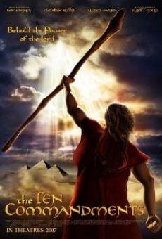 Ver película The Ten Commandments