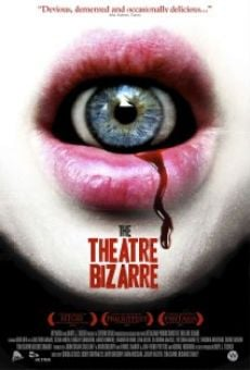 The Theatre Bizarre online streaming