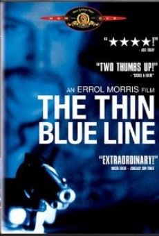 The Thin Blue Line on-line gratuito
