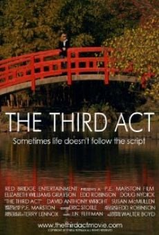 Ver película The Third Act