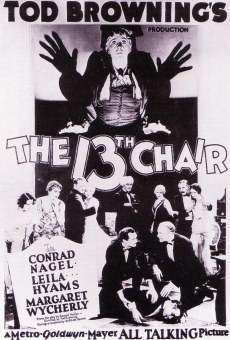 Ver película The thirteenth chair