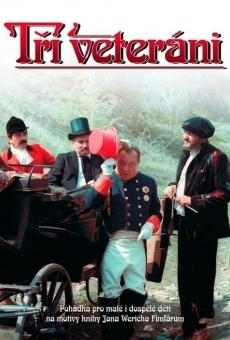 Ver película The Three Veterans