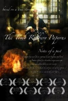 Ver película The Tomb Robbery Papyrus: Notes of a Past