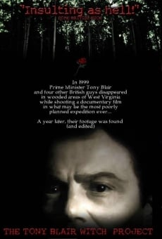 Película: The Tony Blair Witch Project