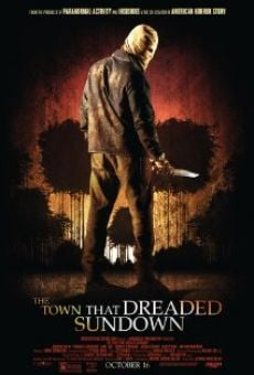 The Town That Dreaded Sundown online