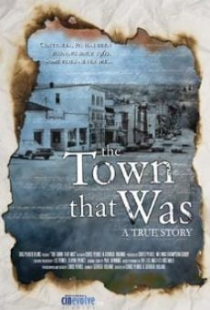 The Town That Was on-line gratuito