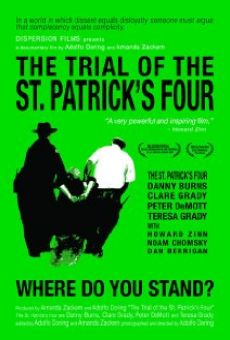 Película: The Trial of the St. Patrick's Four