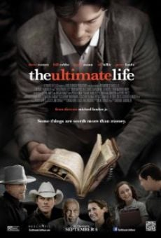 Ver película The Ultimate Life