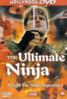 Película: The Ultimate Ninja