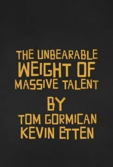 The Unbearable Weight of Massive Talent Online Free