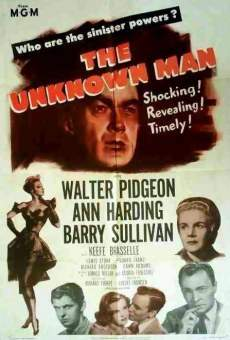 The Unknown Man on-line gratuito