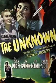 The Unknown on-line gratuito
