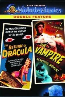 Película: The Vampire