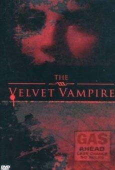 Ver película The Velvet Vampire