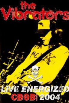 The Vibrators - Live Energized: CBGB 2004 streaming en ligne gratuit