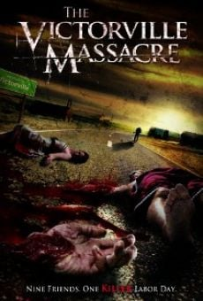 Película: The Victorville Massacre