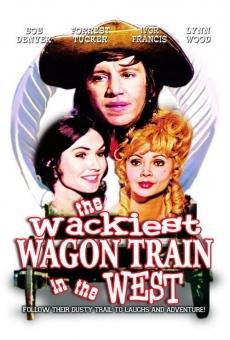 Ver película La caravana más divertida del Oeste