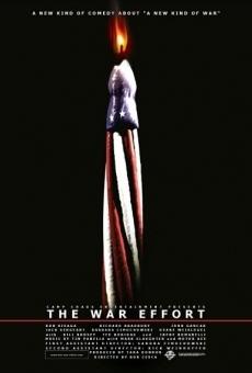 Ver película El esfuerzo de la guerra