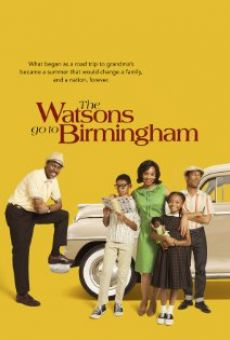 Película: The Watsons Go to Birmingham