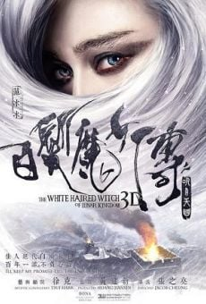 Película: The White Haired Witch of Lunar Kingdom