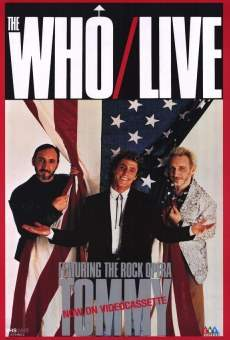 The Who Live, Featuring the Rock Opera Tommy online