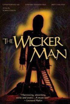Ver película El hombre de mimbre