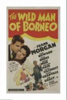 Ver película The Wild Man of Borneo