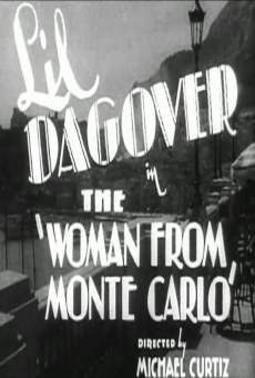 Película: The Woman from Monte Carlo