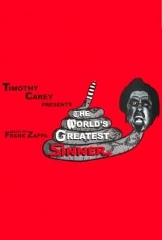 The World's Greatest Sinner online kostenlos