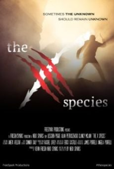 The X Species on-line gratuito