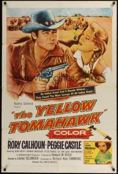 Película: The Yellow Tomahawk