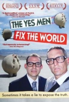 Ver película The Yes Men Fix the World