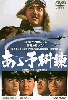 Ver película The Young Eagles of the Kamikaze