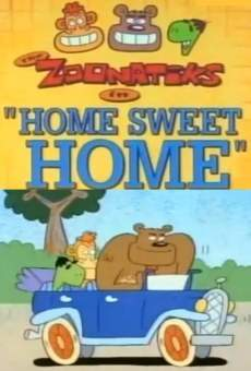 What a Cartoon!: The Zoonatiks in Home Sweet Home online